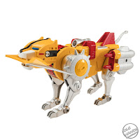 Playmates Toys Voltron Classic '84 Legendary Lion Collection