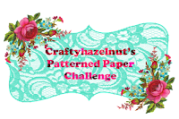 Desafío de papel con dibujos de Craftyhazelnut