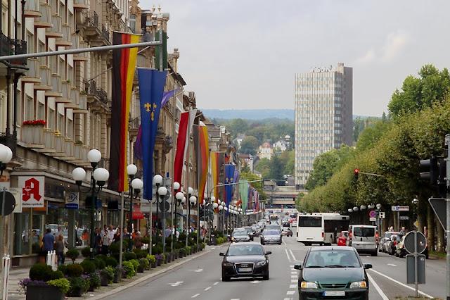 Wilhelmstrasse em Berlim