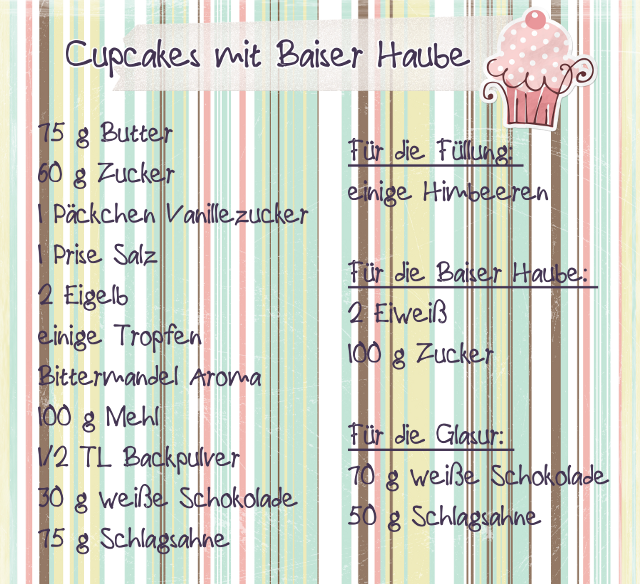 Baking Beauty - Valentinstags Rezept