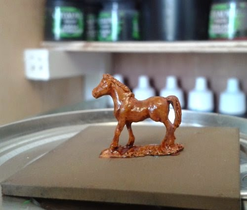 Chestnut Horses picture 2