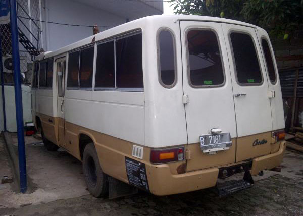 1971 toyota coaster bus