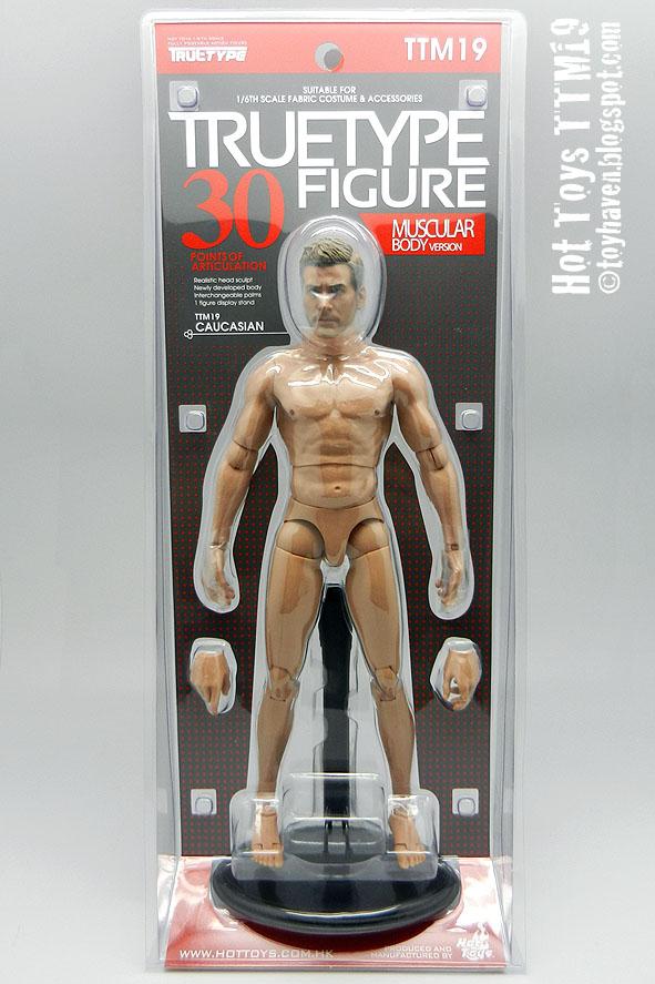 Hot Toys Truetype Body 63