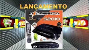 ATUALIZAÇÃO AZAMERICA S2010 - v3.16 - 12/09/2017
