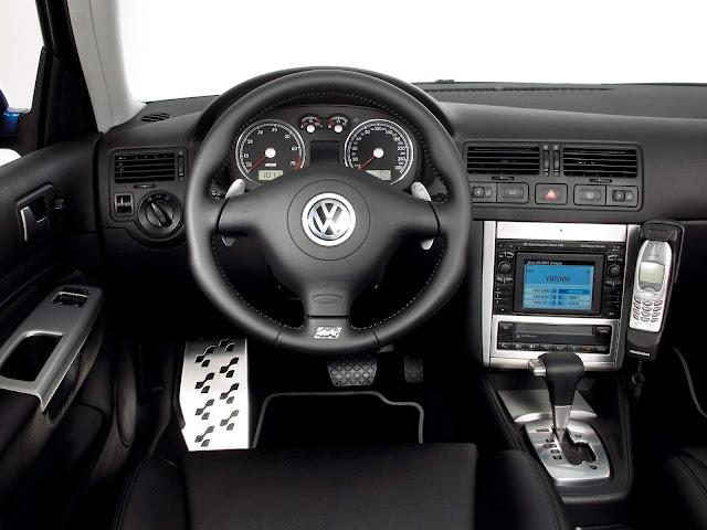 Volkswagen Golf R32 DSG