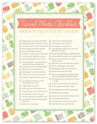 photos checklist8