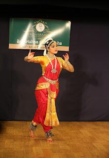 Bharatanatyam abhinaya