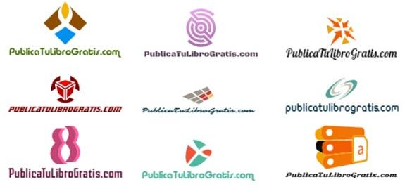 Logos varios realizados con Logaster