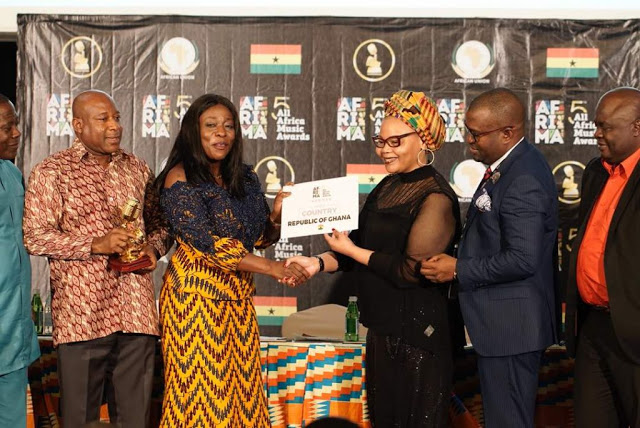 Spending $450k & Paying $250k For 3 Years For AFRIMA Hosting Right Justifiable – Minister of Tourism, Arts and Culture, Catherine Afeku Tells Critics