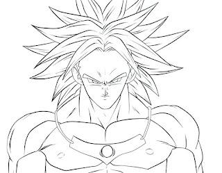 Desenhos de dragon ball z