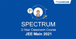 JEE Main Classroom Course - Two Year SPECTRUM