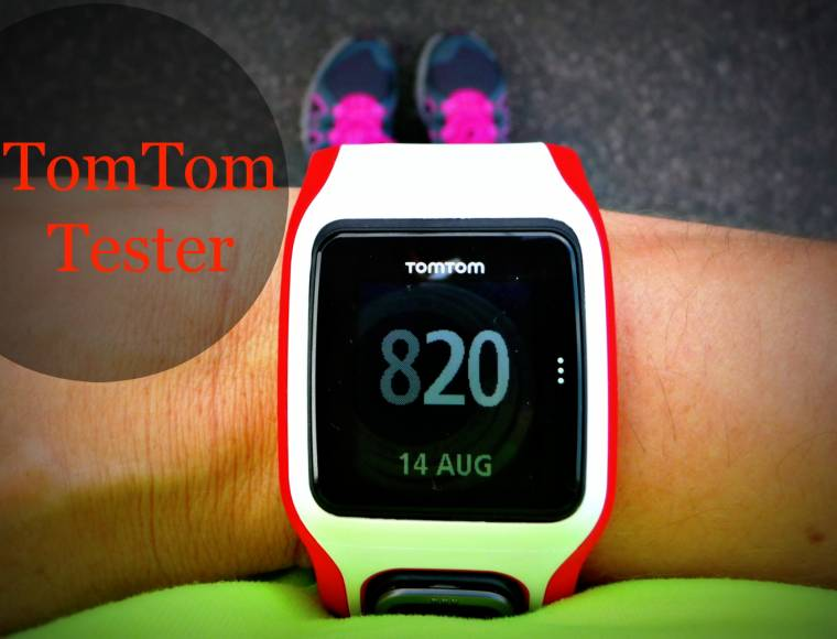 Tom Tom Tester: Sunday Runday: On A Mission.
