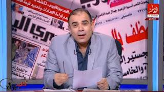 برنامج كلام جرايد مع مجدى طنطاوى حلقة 18-10-2017