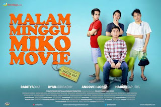 Download film Malam Minggu Miko Bluray Full Movie Indonesia 2014