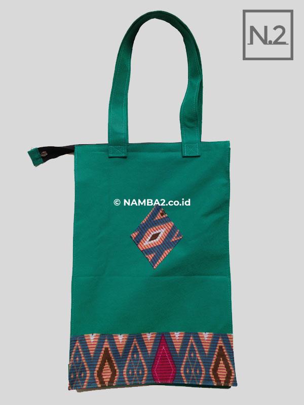 Tas Goodie Bag Furing Batik Warna