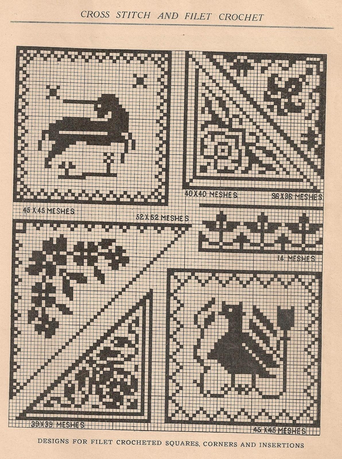 Sentimental Baby: Free Simple Vintage Cross Stitch Patterns