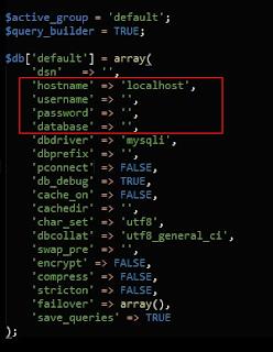 Cara Konfigurasi Codeigniter