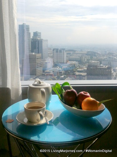 Tea Time at Ascott BGC