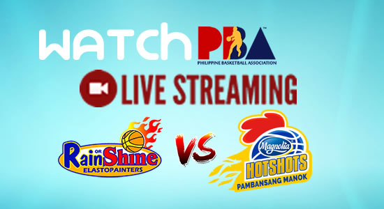Livestream List: Magnolia vs ROS game live streaming February 10, 2018 PBA Philippine Cup