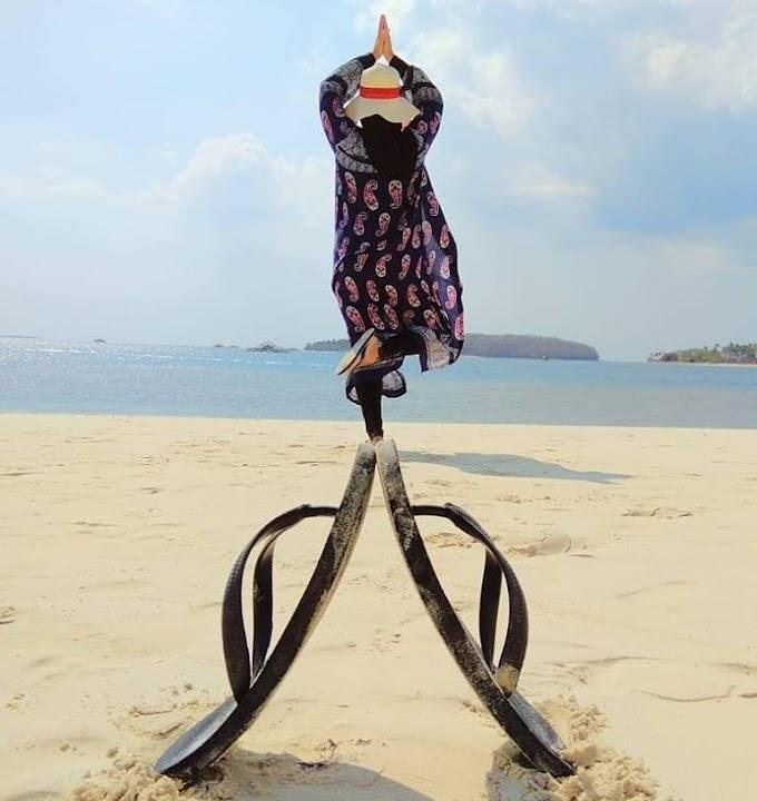 Pulau Putih di Gili Kedis | Trip Lombok Indonesia