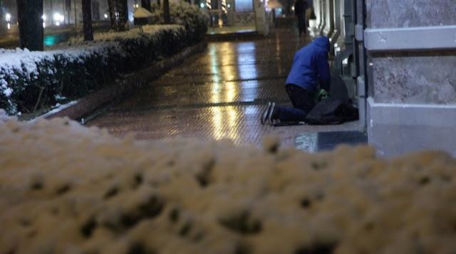 ΠΡΟΣΟΧΗ Έκτακτα μέτρα από το Δήμο Αθηναίων για τους άστεγους ενόψει ψύχους