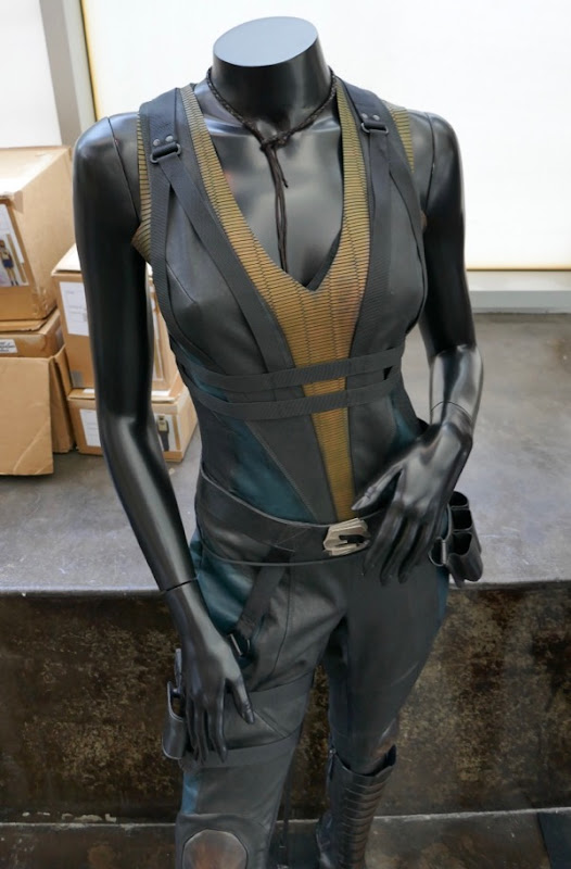 Deadpool 2 Domino film costume