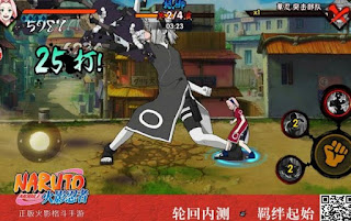 Download Naruto Mobile Fighter Apk