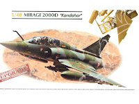Heller Mirage 2000 D 1/48.
