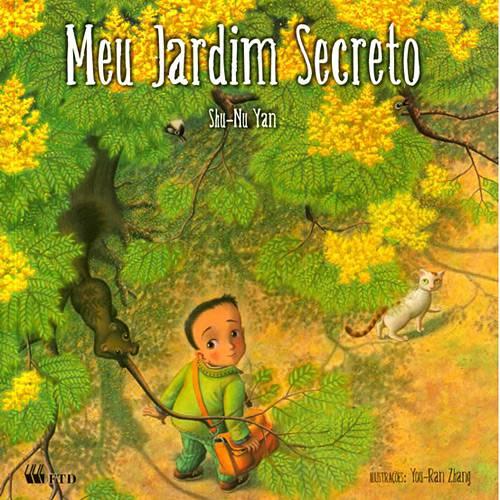 Resenha: Meu Jardim Secreto - Shu Nu Yan