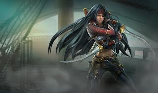 Chinese Bilgewater Katarina