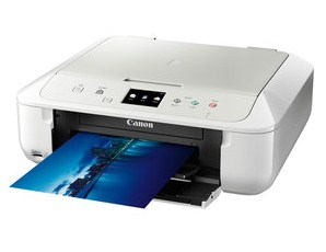 Canon PIXMA MG6851 Driver Download and All-in-One Wireless Inkjet Printer