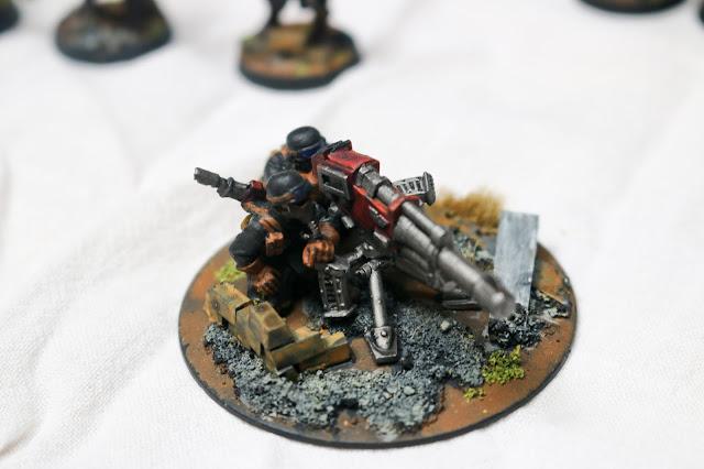 Steel Legion Autocannon