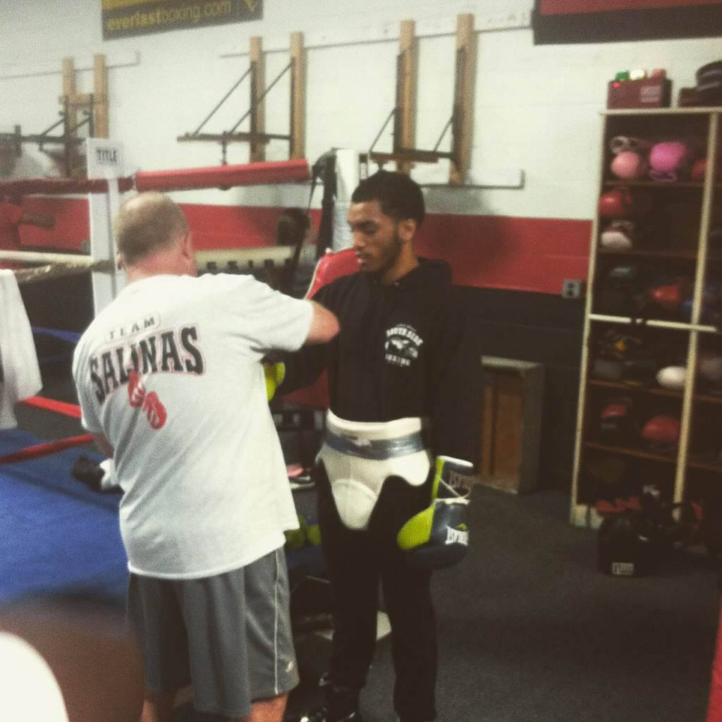 Youngstown Boxing News: Popo Salinas Set For March Return