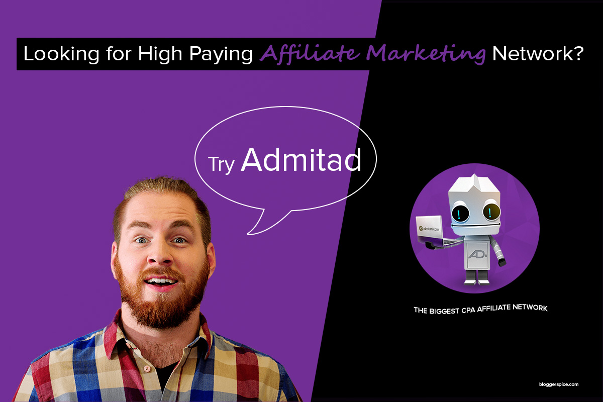 Looking for High Paying Affiliate Marketing Network, Try admitad