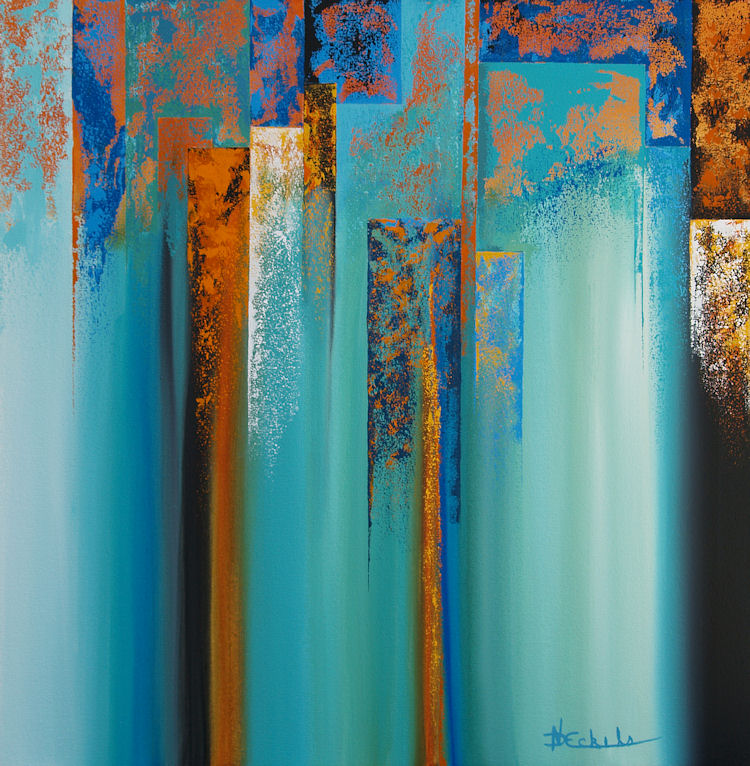 No Day Without Art by Nancy Eckels: Dissolve 4 by Nancy ...