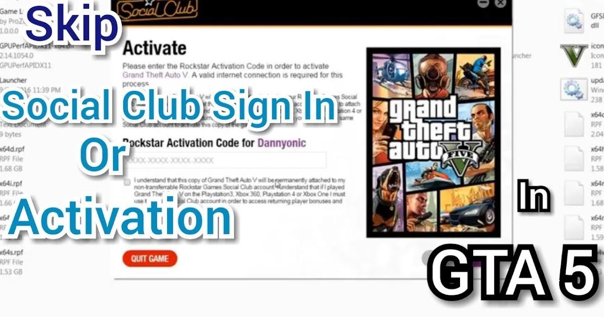 rockstar games social club download for gta 5