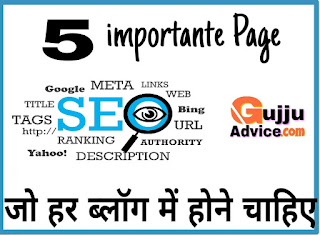Blogger, page, seo,