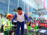 Honda Jateng Ajarkan Aman Berkendara Sejak Dini
