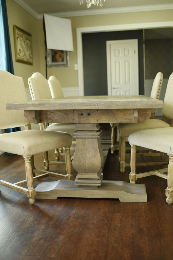 Home Decorators Aldridge Dining Table Review Monica Wants It