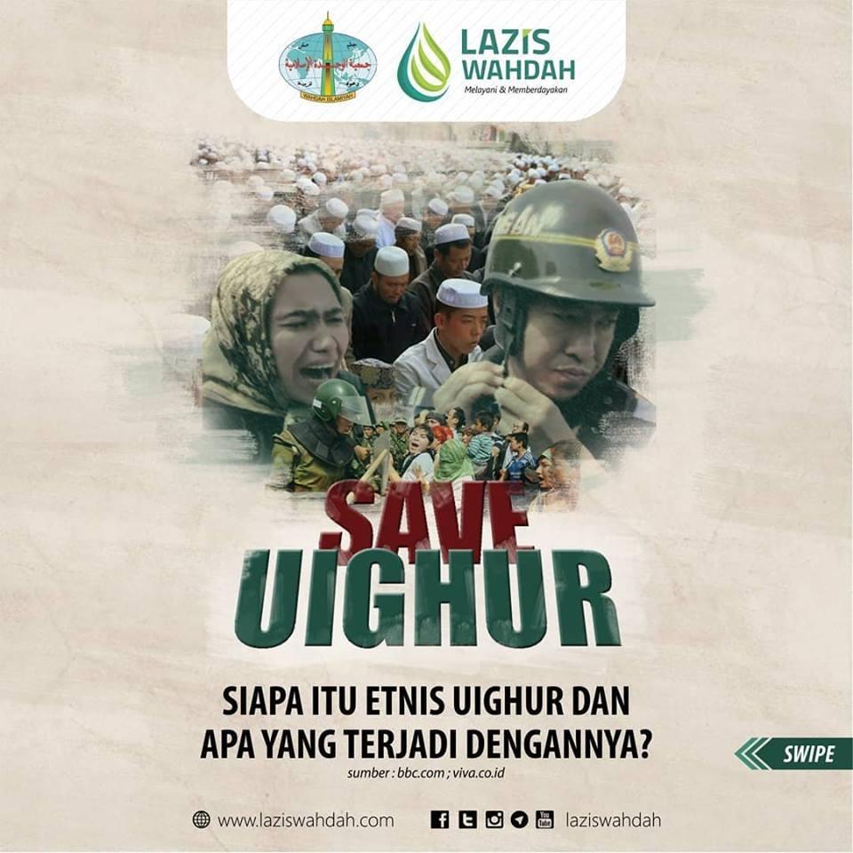 Uighur Menjerit, Saatnya Ulurkan Bantuan