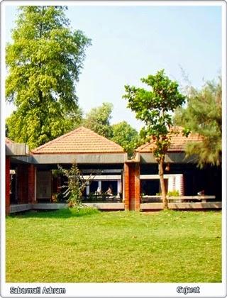 Mahatma Gandhi Ashram at Sabarmati, Ahmedabad