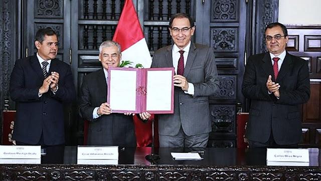 Presidente Vizcarra advierte que todos los deudores deberán pagar sus créditos en Agrobanco