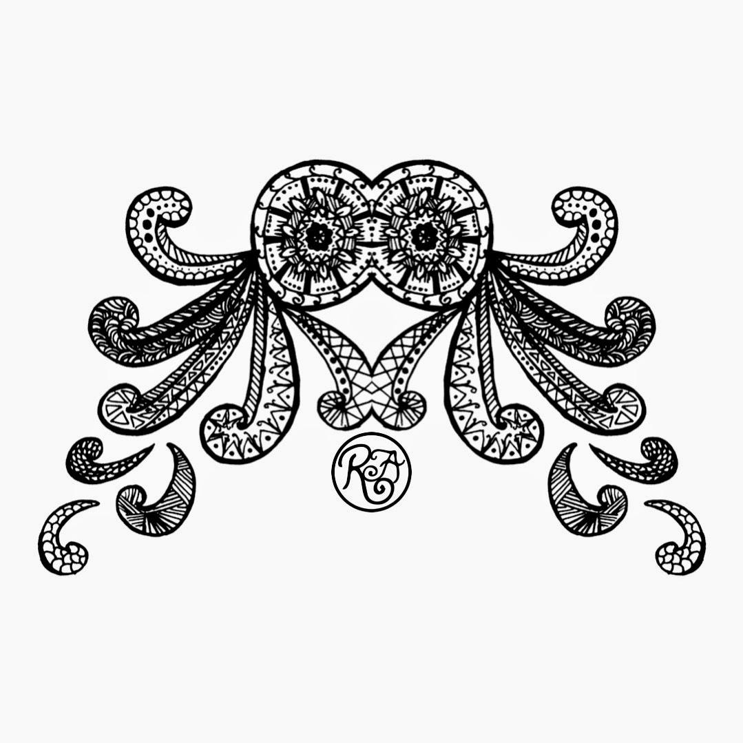 Art-Core: Pattern doodle