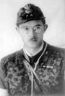"""Porucznik Stefan Bałuk ps. """"Kubuś"""" - 1944"""