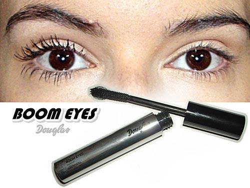 Boom Eyes máscara de pestañas douglas