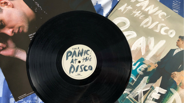 Panic! At The Disco Pray For The Wicked Album Review Vinyl