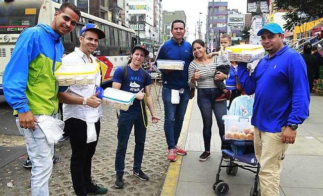 Impacto de venezolanos en Perú
