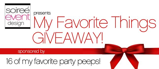 Giveaway | Huge Party Prize Pack for Your Celebrations