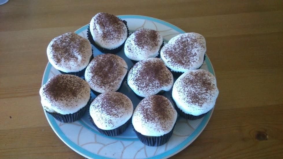 Limonlu, Merengli Cup Cake