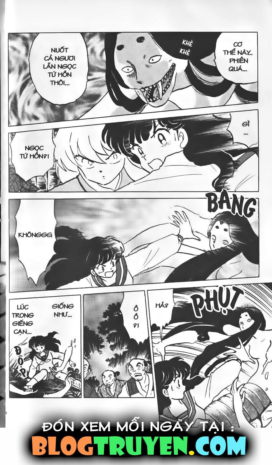 Inuyasha vol 01.2 trang 8
